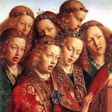 Jan_van_Eyck_-_The_Ghent_Altarpiece_-_Singing_Angels_(detail)_-_WGA07643_K_Quad_300